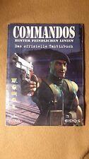 Commandos - Hinter feindlichen Linien Lösungsbuch