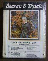 The Coy Cook Story - Now and Then - Stereo 8 Track Southern Gospel Florida Boys