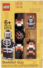 LEGO Iconic Skeleton Guy Minifigure Link Watch Halloween Special