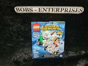 LEGO DC Comics Super Heroes Mighty Micros Wonder Woman vs Doomsday 76070   L-21