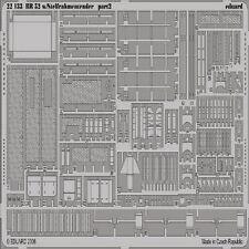 EDUARD MODELS 1/72 Armor- BR52 w/Steifrahmentender Pt 2 for TSM (D) EDU22133