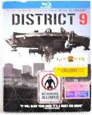 District 9 Blu-Ray Movie