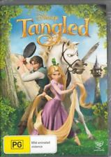 TANGLED - DISNEY - NEW & SEALED REGION 4 DVD FREE LOCAL POST