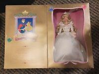 Walt Disney's Sleeping Beauty Barbie 1997 wedding bride