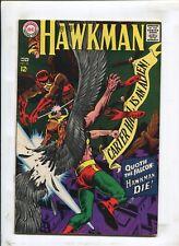 """HAWKMAN #22 - """"QUOTH THE FALCON: HAWKMAN DIE!"""" - (7.0) 1967"""