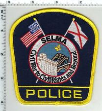 Selma Police (Alabama) Shoulder Patch - New from the 1980's