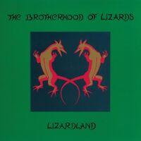 BROTHERHOOD OF LIZARDS - LIZARDLAND  2 CD NEU