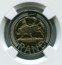 South Africa 2012 R5 Oom Paul Cw PL 66 Coin Ngc Slabbed - First Proof Likes Ever