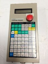 used DENSO TP3 410100 ROBOT TEACHING PENDANT DB