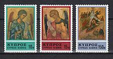 CYPRUS 1976 CHRISTMAS MNH