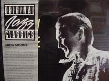 BREW MOORE CAL TJADER & VINCE GUARALDI 1983 FANTASY RECORDS SEALED LIMITED LP