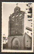 SAINT-GERMAIN-du-TEIL (48) VILLAS & EGLISE (CLOCHER à PEIGNE) animée en 1950