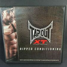TAPOUT XT EXTREME TRAINING 2 DISC DVD WORKOUT Ripped Cardio FREE SHIPPING #8