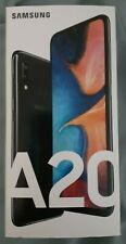 Samsung Galaxy A20 SM-A205U - 32GB - Black (Virgin) (Single SIM)