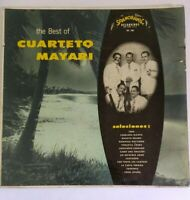 El Cuarteto Mayari The Best Spanoramic SPL-106  VG  #2956