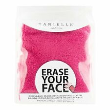 Danielle ERASE YOUR FACE Reusable Makeup Removing Cloth PINK