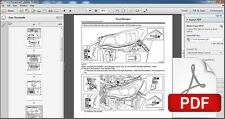 SUBARU IMPREZA 2015 FACTORY OEM SERVICE REPAIR WORKSHOP SHOP MAINTENANCE MANUAL