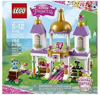 NEW LEGO Disney Princess Fun Palace Pets Royal Castle 41142 W/ 186 pcs For Girls