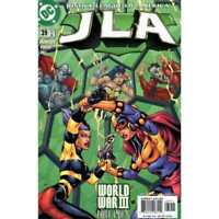 JLA #39 in Near Mint condition. DC comics [*5h]