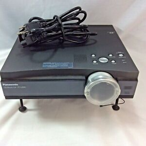 Panasonic LCD Projector PT-L200U 3LCD Technology USED Discontinued 2003 Model