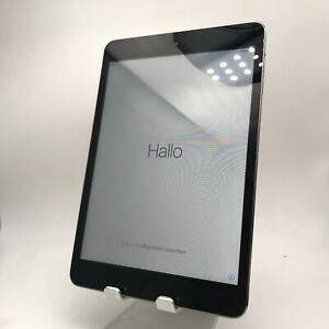 Apple iPad Mini 1st Generation 16GB Space Gray WiFi Good Cond. Bad Rear Cam