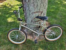 Old school redline bmx bike