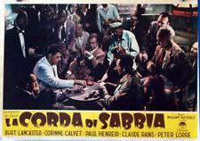 ROPE OF SAND/BURT LANCASTER/1949/OPTIONAL SET FOTOBUSTA