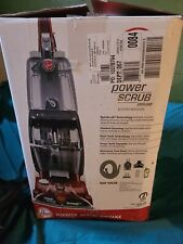 New ListingHoover Power Scrub Deluxe Carpet Cleaner Machine, Upright Shampooer, Fh50150 Red