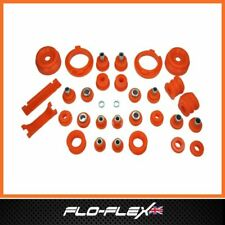 MK4 Ford Escort Front & Rear Suspension & Chassis Bushes in Poly - FloFlex