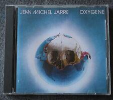 Jean Michel Jarre, oxygene, CD