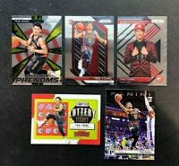 2018-19 Panini Prizm Basketball Trae Young Rookie Rc Lot of 5