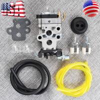Carburetor Fuel Line For Husqvarna 530BT 130BT leaf blower 504116101 Carb Kit