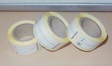 NEU TUPPERWARE Gefrier-Etiketten E33 3 X 100 Gefrieretiketten Etiketten