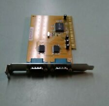H9MSER40XX Dual Serial Port PCI Card Twin