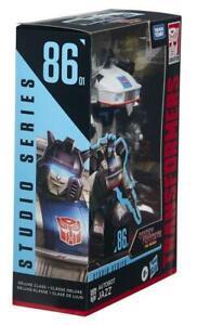 Transformers Studio Series 86 Jazz Deluxe Class Figure IN STOCK