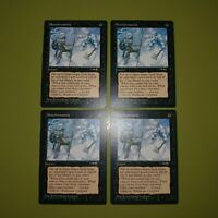 Misinformation x4 Alliances 4x Playset Magic the Gathering MTG
