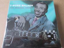 T-Bone Walker - Original Source (4 CD BOX SET)  NEW AND SEALED