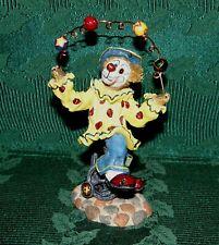 Boyds Bears Folkstone Collection Gizmo Lifes A Juggle Figurine