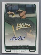 2012 Bowman Baseball Sonny Gray Autographed Card # BPA-SG
