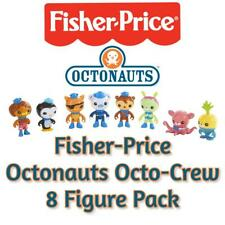 Fisher-Price Y9297 Octonauts 8 Figure Playset - Multicoloured