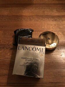 Lancome Teint Idole Ultra Cushion Liquid Compact 140 Ivoire (N) New in Box