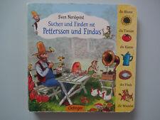 Suchen und Finden mit Pettersson und Findus, Sven Nordqvist, Buch