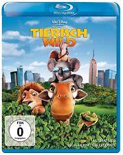 TIERISCH WILD (Walt Disney) Blu-ray Disc NEU+OVP