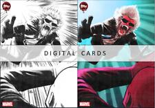 Topps Marvel Collect WEEKLY ORIGINAL ART TILT + BLACK AND WHITE HIT-MONKEY