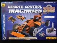 Remote-Control machines Build 10 different cars thames&kosmos 260 pieces #620376