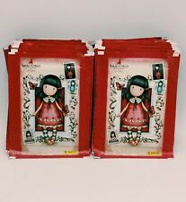 Santoro London GORJUSS 2 rosso 50 bustine figurine da Box Panini