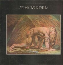 Atomic Rooster(Vinyl LP Gatefold)Death Walks Behind You-B&C-CAS 1026-UK-VG+/VG+