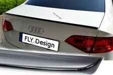 Audi a4 b8 Rear Spoiler Painted Rear Lip Spoiler Lip Wings Becquet