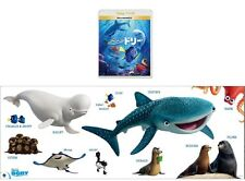 Finding Dory MovieNEX [Blu-ray + DVD + digital copy (cloud-ready) + Wide poster