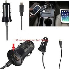 12V Dual Outlet Micro USB FAST Car Charger For SAMSUNG, HTC, SONY, LG, MOTOROLA